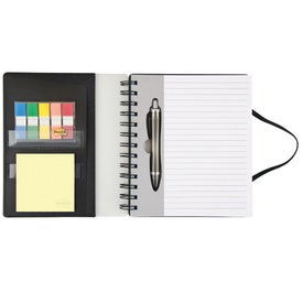 See Thru Executive Journal Book for Advertising