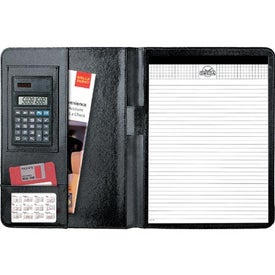 Senior Portfolio with Calculator for Your Church