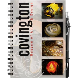 Showcase Journal Book (70 Sheets)