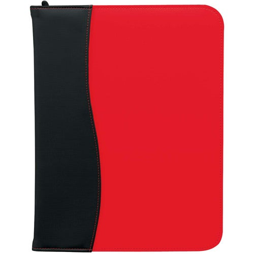 SIgN Wave Zippered Pad Holder