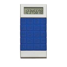 Silicone Key Calculator with Your Slogan