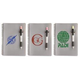 Company Silver Pen Highlighter Combo