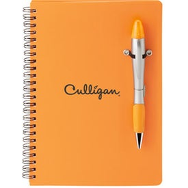Company Silver Blossom Pen/Highlighter Combo