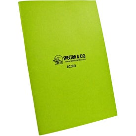 Single Meeting Notebook - Colorplay with Your Logo