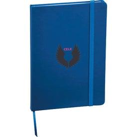 Company Snap Elastic Closure Notebook