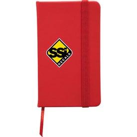 Snap Elastic Closure Notebook Giveaways