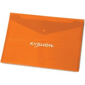 Custom Snap It Envelope