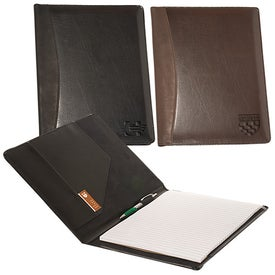 Promotional Soho Leather Business Portfolio
