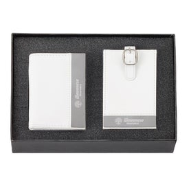 Solano 2 Piece Gift Set for Your Company