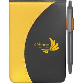 Spin Doctor Jotter Clic Stic Mini with Your Slogan