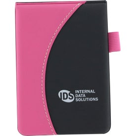 Spin Doctor Jotter with Your Logo