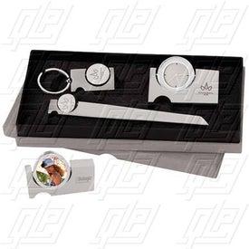 Spinning Desk Accessory Set