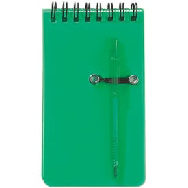Branded Spiral Jotter and Pen