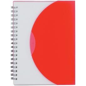 Advertising Spiral Notebook