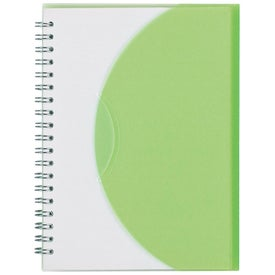 Spiral Notebook Printed with Your Logo