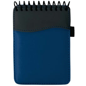 Advertising Spiral SIgN wave Jotter Pad