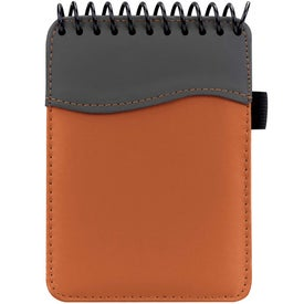 Spiral SIgN wave Jotter Pad for Your Organization