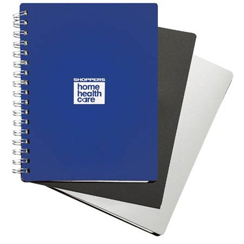 Spiral Notebook - Corporate