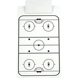 Promotional Sports Clipboard with Jumbo Clip