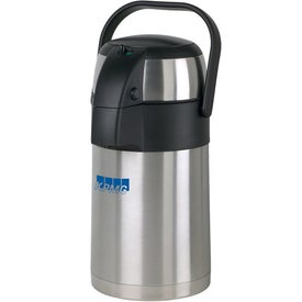 Stainless Steel Vacuum Air Pot (2L)