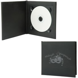 Standard CD/DVD Folio for Advertising