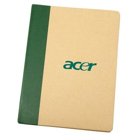 Standard Eco Portfolio Printed with Your Logo