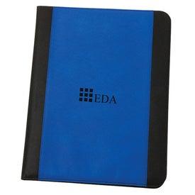 Company Standard Portfolio with Writing Pad