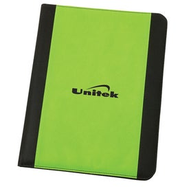 Standard Portfolio with Writing Pad with Your Logo