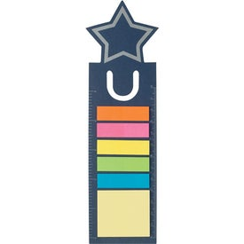 Star Shape Bookmark with Your Logo