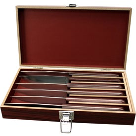 Advertising Steak Knife Set