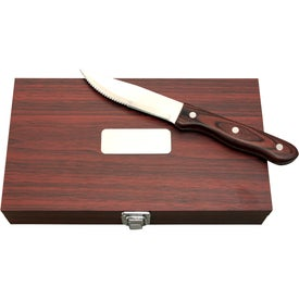"Steak Knife Set (6"" x 2"" x 10.75"")"
