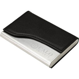 Steel Business Card Case