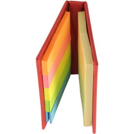 Customized Sticky Flag Books