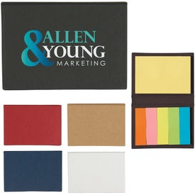 Personalized Sticky Flag Books