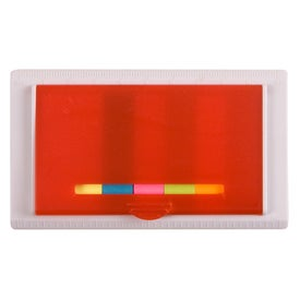 Sticky Flag Ruler Case