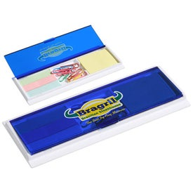 Sticky Note Ruler Case