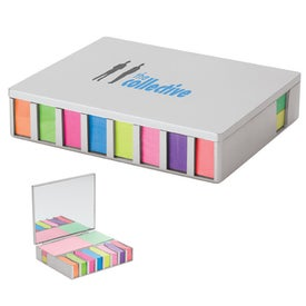 Sticky Note and Flag Desk Set