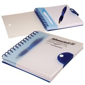 Custom Stowaway Pen/Journal Set