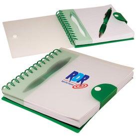 Stowaway Pen/Journal Set for Promotion