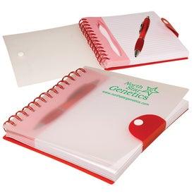 Stowaway Pen/Journal Set for Your Church