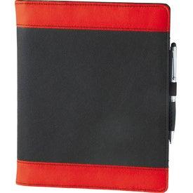 Imprinted Strider Portfolio for iPad