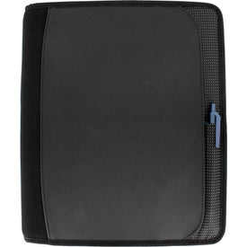 Customized Zoom 2-In-1 Tech Sleeve JournalBook for iPad