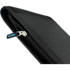 Zoom 2-In-1 Tech Sleeve JournalBook for iPad for Your Company