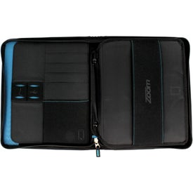 Promotional Zoom 2-In-1 Tech Sleeve JournalBook for iPad