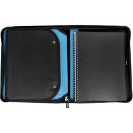 Printed Zoom 2-In-1 Tech Sleeve JournalBook for iPad