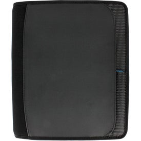 Zoom 2-In-1 Tech Sleeve JournalBook for iPad