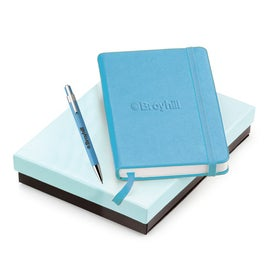 Tempest Ballpoint and NeoSkin Journal Set for Your Organization