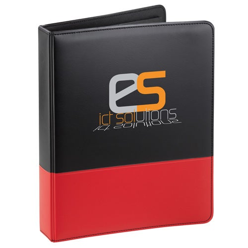 Black / Blue Associate Ringbinder