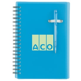 Chronicle Spiral Notebook for Advertising