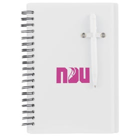 Chronicle Spiral Notebook Branded with Your Logo